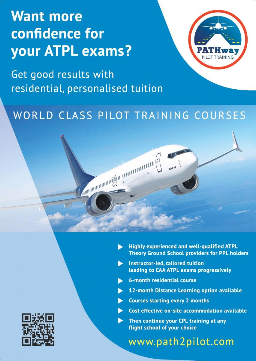 Path 2 Pilot | World Class Pilot Training Courses